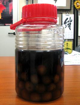 2012.7.3*25年前の梅酒*45.jpg